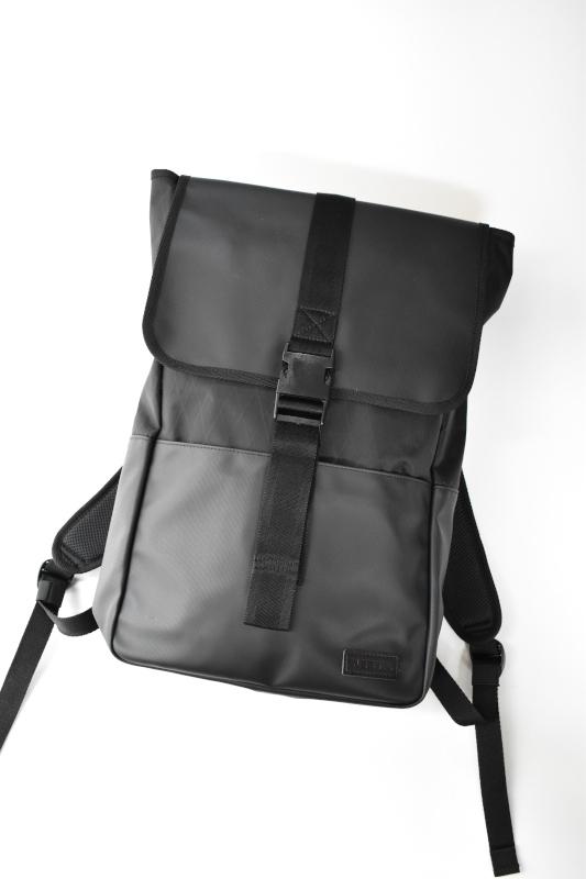 画像1: LEXDRAY (レックスドレイ) TORONTO PACK [BLACK] (1)