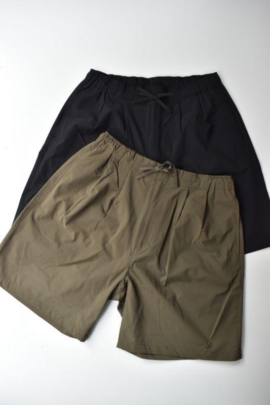 画像1: 【SALE】MOUNTAIN EQUIPMENT (マウンテン・イクイップメント) Relaxing Wide Shorts [2-colors] (1)