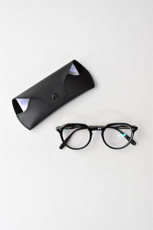 画像1: Buddy Optical (バディーオプティカル) Sorbonne [BLACK]  (1)