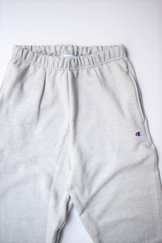 画像1: Champion(チャンピオン) Reverse Weave Sweat Pants [GRAY] (1)